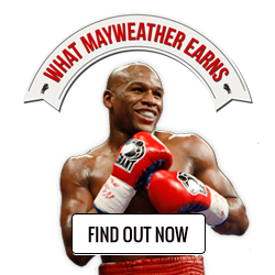 What Mayweather Earns