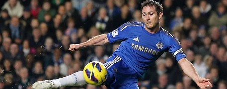 Lampard will follow Gerrard to America this Summer, playing for New York City