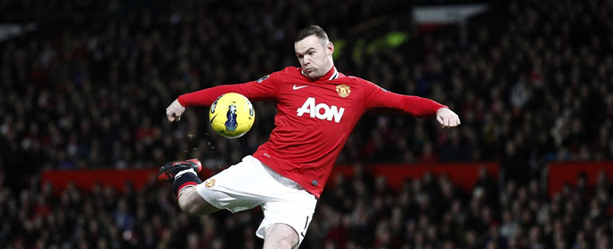 Wayne Rooney 50p Per Second